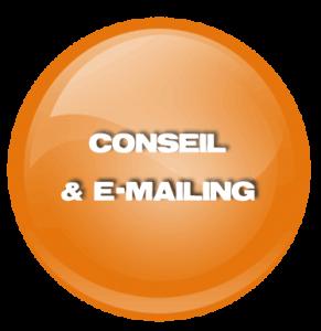 Conseil et e-mailing